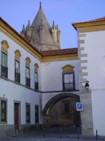 vora, Portugal.