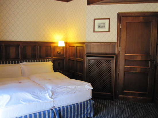 Grand Hotel des Alpes: Room 405