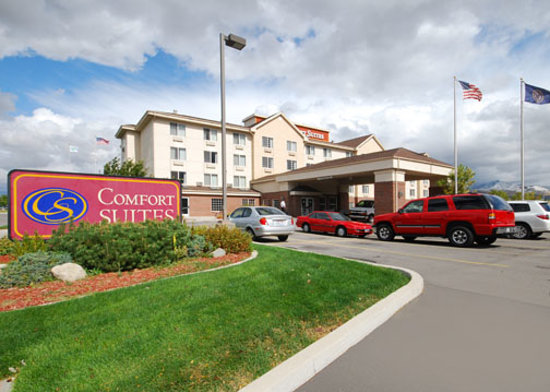 Photo of Comfort Suites Airport Salt Lake City