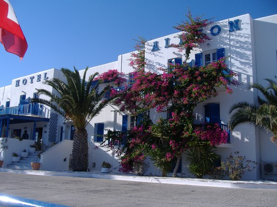 Hotel Alkyon Siros