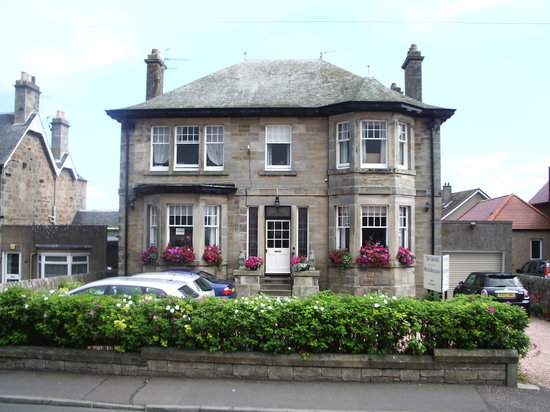 Anstruther, UK: The Grange