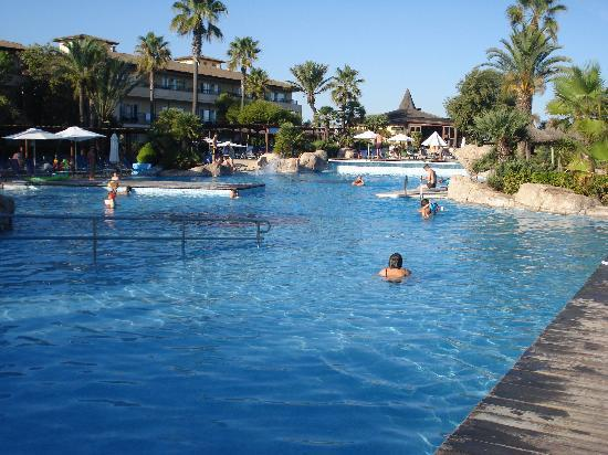 Eden Playa : piscina