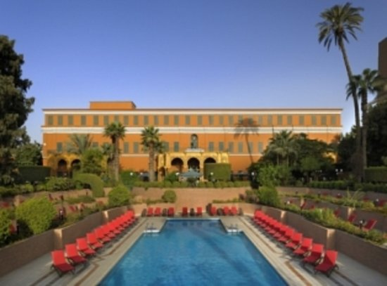 Cairo Marriott Hotel & Omar Khayyam Casino: Palace of Cairo Marriott
