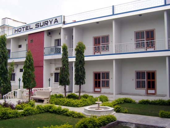 Hotel Surya Khajuraho