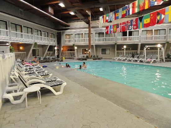 Indoor Pool Picture Of The Cove At Yarmouth West