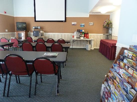 Travelodge Redding: meeting room