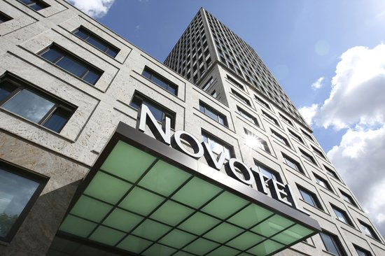 Novotel Berlin Am Tiergarten