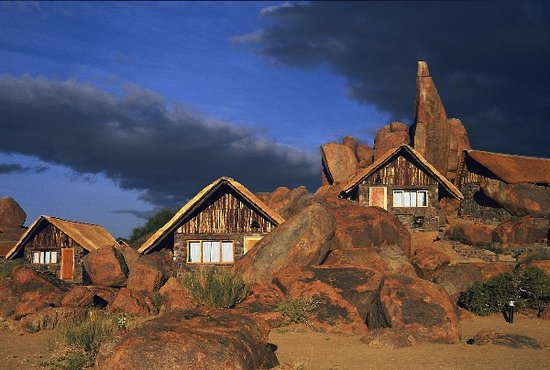 Photo of Canon Lodge Fish River Canyon