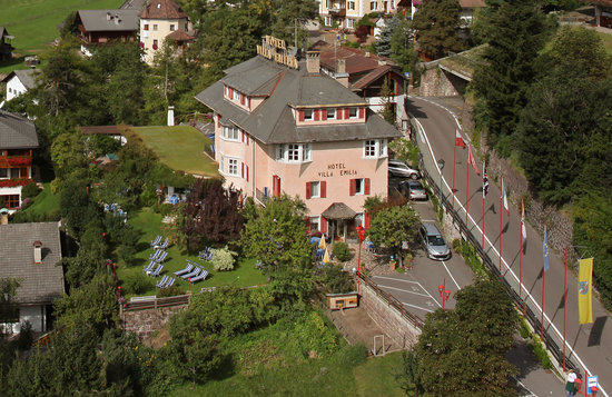 Photo of Hotel Villa Emilia Ortisei