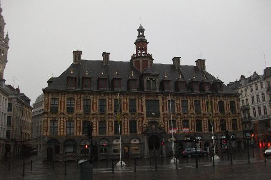 L&#39;Hotel de Ville, Lille, France