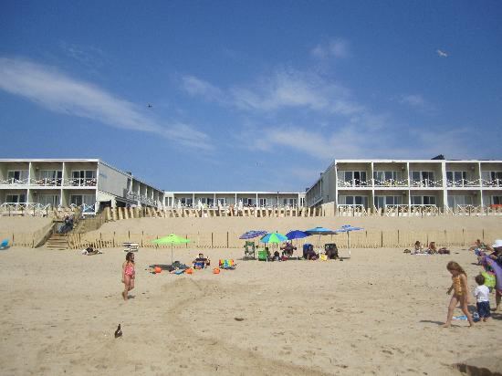 side view from balcony picture of royal atlantic beach. Black Bedroom Furniture Sets. Home Design Ideas