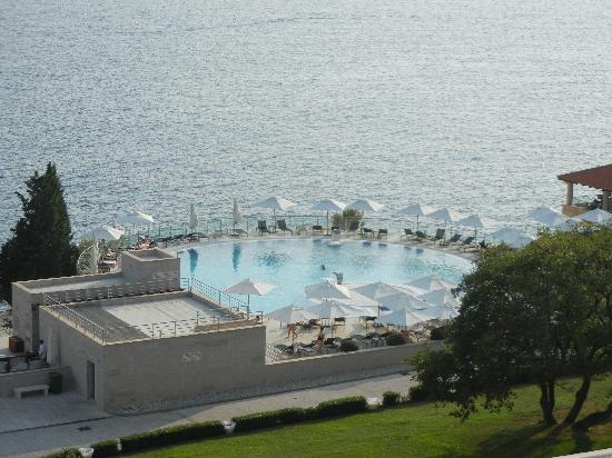 Radisson Blu Resort & Spa at Dubrovnik Sun Gardens: Every room had a view!