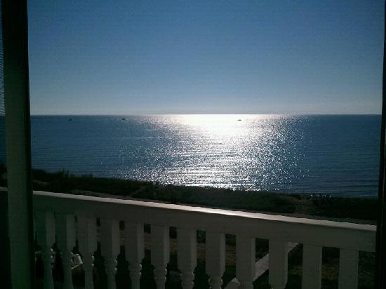 Sheboygan, Висконсин: View from our room