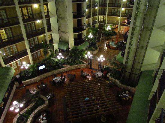 Embassy Suites Hotel San Antonio Northwest / I-10: Embassy Suites San Antonio NW