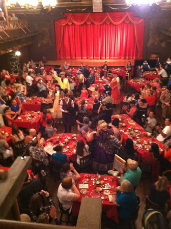 The Hoop Dee Doo Musical Revue Orlando Fl Address