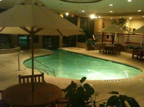 Smelly carpet picture of admiral hotel arlington tripadvisor for Hotels in arlington tx with indoor swimming pool