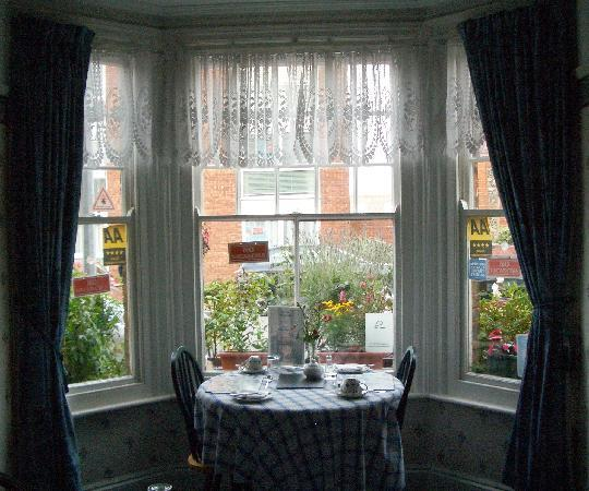 European windows are awesome for What to put in front of a bay window