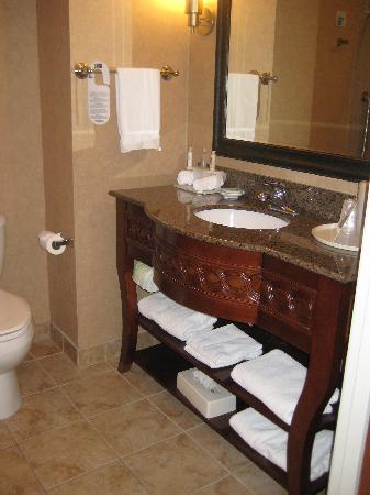 Holiday Inn Express Hotel &amp; Suites Klamath Falls: bathroom