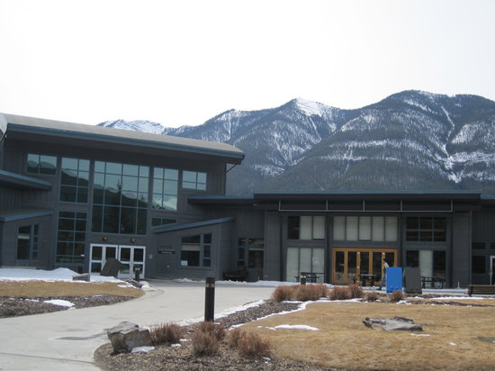 The Banff Centre: Music &amp; Sound building