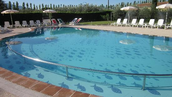 Delfina Palace Hotel: Best pool - huge