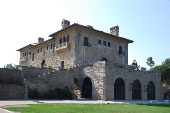 Ponca City (OK) United States  city photos gallery : Outstanding Mansion In Small Town Reviews, Photos Marland Estate ...
