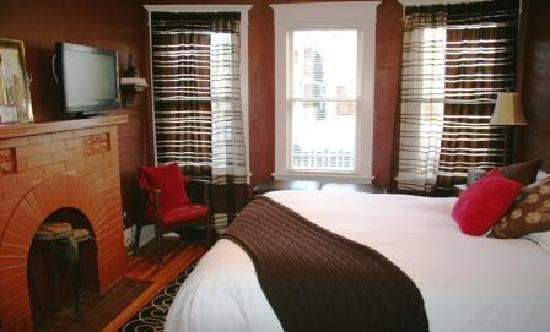 River Lee Executive Bed & Breakfast: The Winter Room