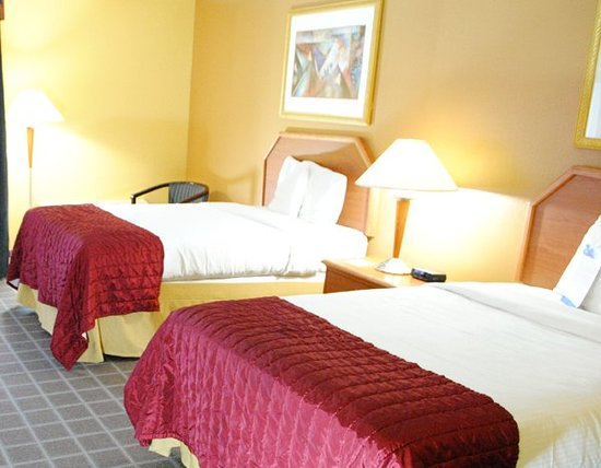 Baymont Inn &amp; Suites Florida Mall/Airport West: Sleeping Room
