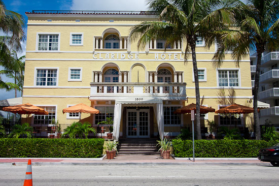 Photo of Claridge Hotel Miami Beach