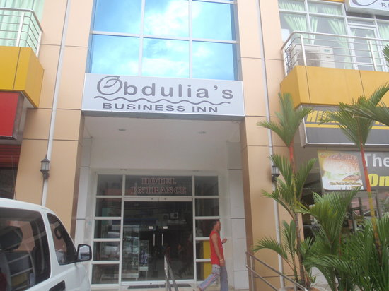 Jf Obdulia'S Business Inn
