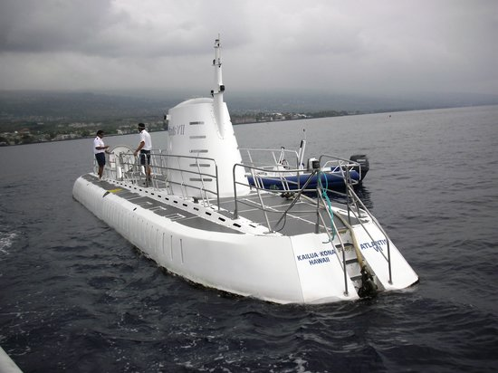 Atlantis Submarines Kona