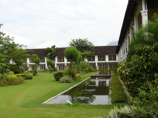 The Grand Luang Prabang Hotel & Resort