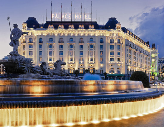 The Westin Palace Madrid: Westin Palace