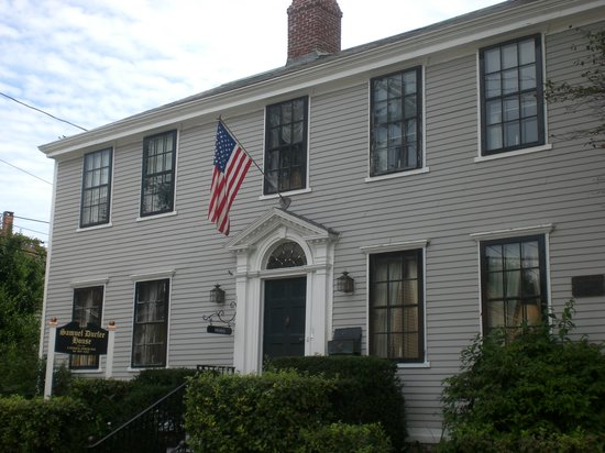 Photo of Samuel Durfee House Newport