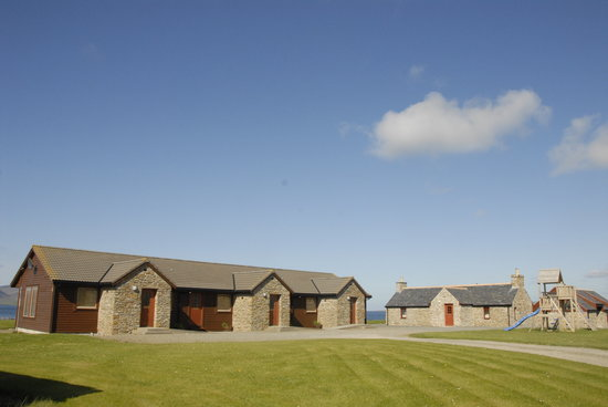 Buxa Farm Chalets & Croft House (self-catering)
