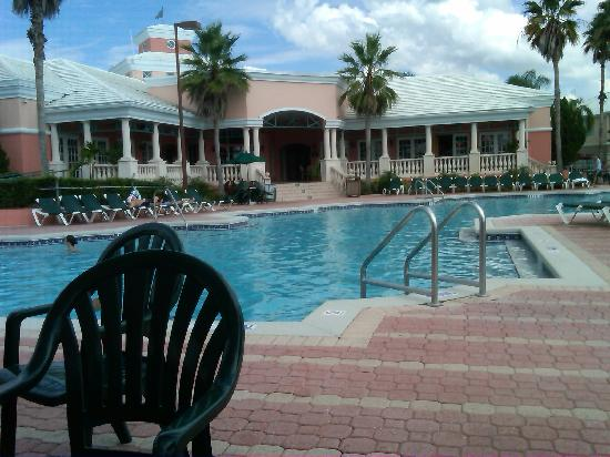 Summer Bay Orlando By Exploria Resorts: Clubhouse