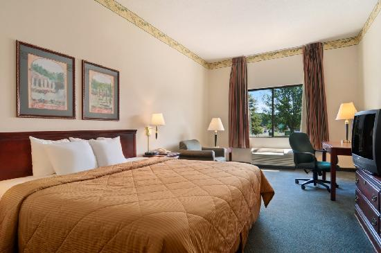 Baymont Inn and Suites: Guest Room