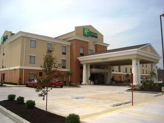Holiday Inn Express Vincennes