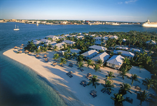 Sunset Key Guest Cottages, A Westin Resort: Aerial of Sunset Key Guest Cottages