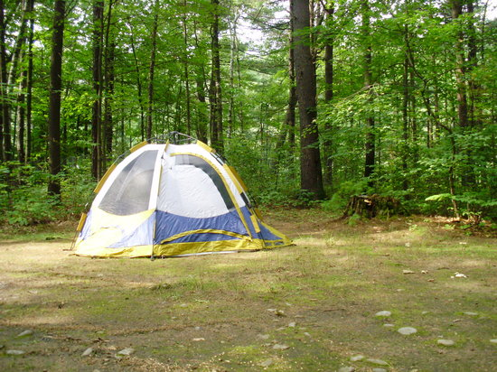 Lake George Campsites