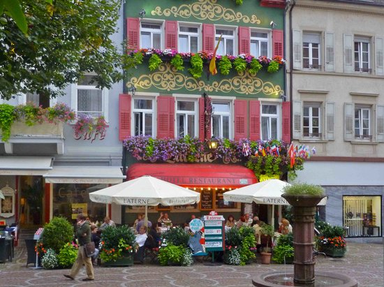 baden baden germany restaurants