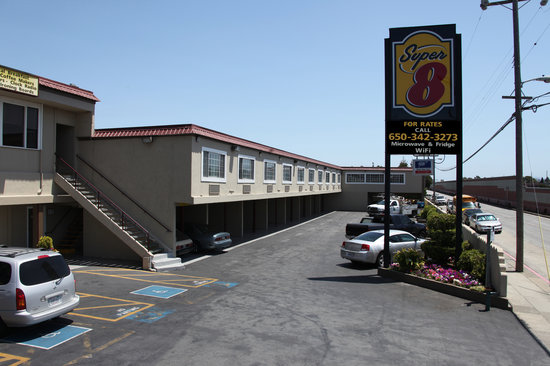 Super 8 Motel - San Mateo: Super 8 SFO Located in Beautiful San Mateo, CA