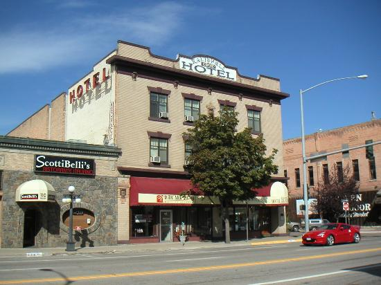 ‪The Kalispell Grand Hotel‬