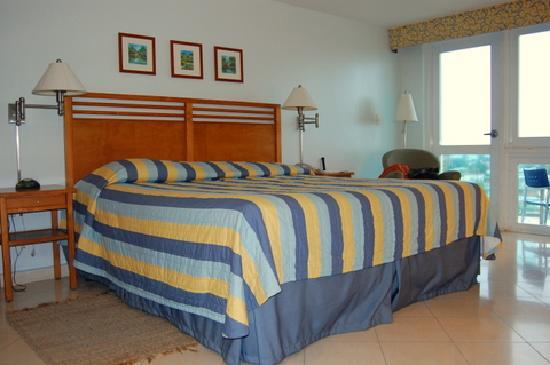 Hatillo, Puerto Rico: Room with King Sized Bed