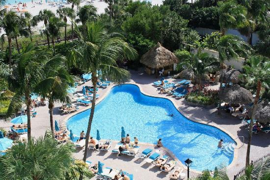 Peaceful And Clean Pool Area Picture Of Hotel Riu Plaza Miami Beach Miami Beach Tripadvisor