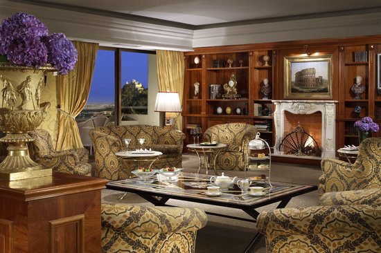 Rome Cavalieri, Waldorf Astoria Hotels & Resorts: Imperial club