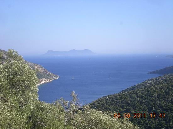Orion Hotel: The Ionian see scenery