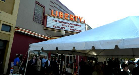 Tyler, TX: Liberty Hall