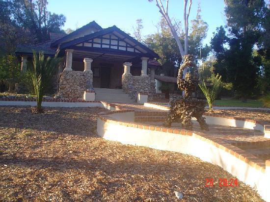 One Of The Historic Building In Yanchep National Park