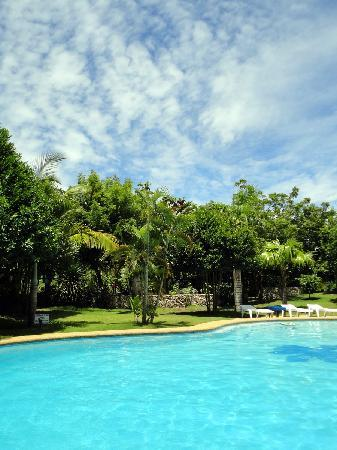 The Blue Orchid Resort: Swimingpool