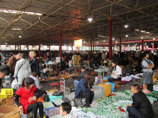 Panjiayuan Antique Market  Picture Of Beijing Private Oneday Tour Guide Jes